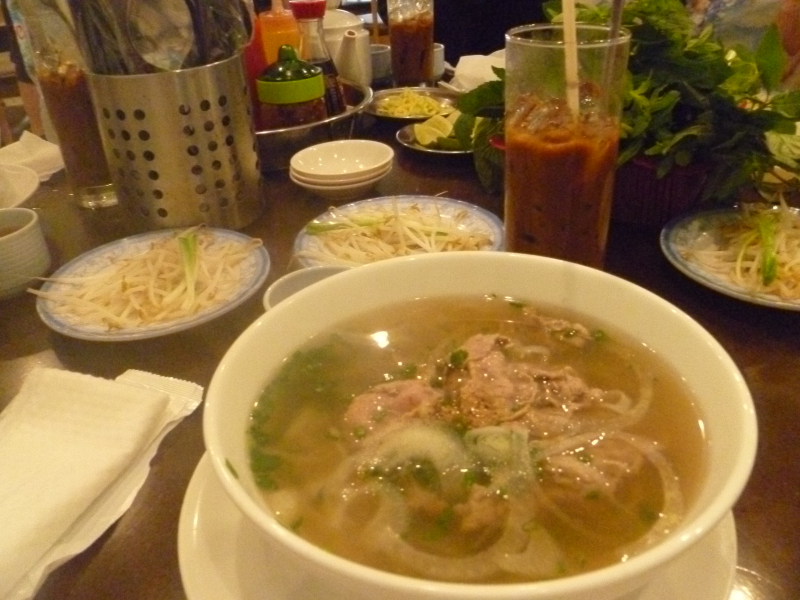 Chicken pho HCMC.29