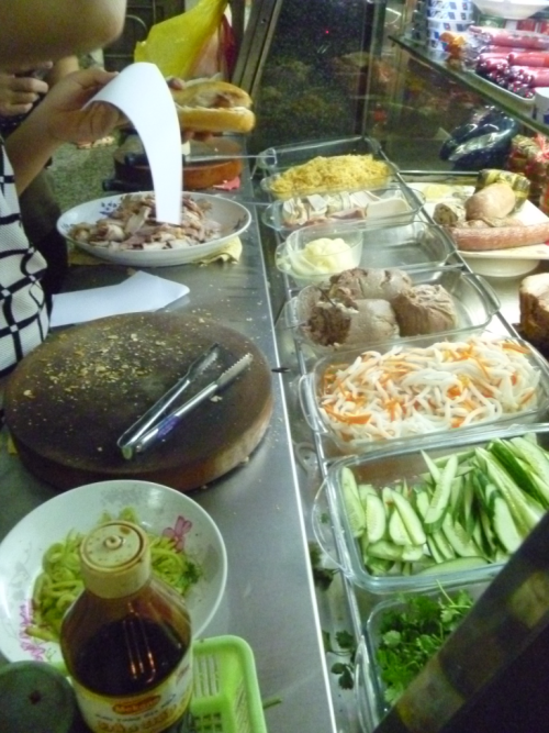 Sandwich stand, HCMC.59