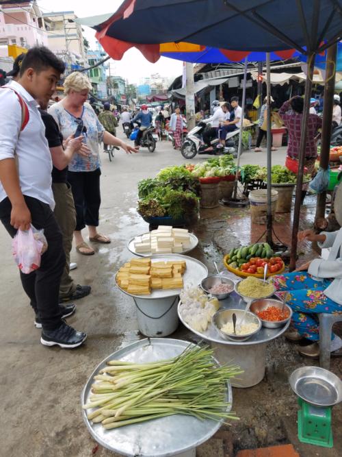 Touring a market, HCMC.08