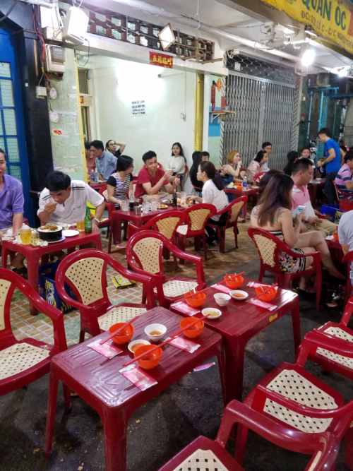 Seafood restaurant HCMC.00