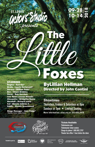 STLAS_The Little Foxes Poster v5